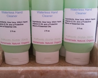 All Natural Hand Cleaner