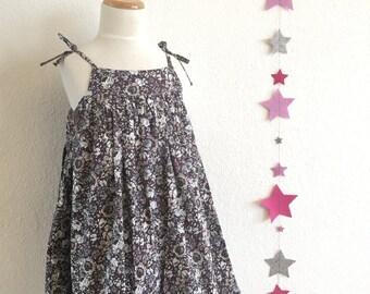 SALE-25%! floral dress
