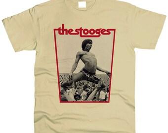 The Stooges Iggy Pop Men T-Shirt