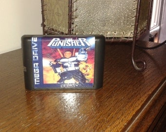 The Punisher sega Sega genesis