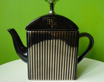"""Prestige by J&G Morten 1978 """"Rolls Royce"""" Style Radiator Novelty Teapot"""