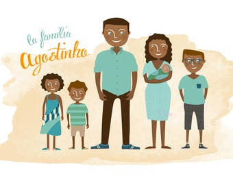 ANNIMS - Family portraits