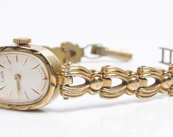 Vintage (Luch) Mechanical Women's Watch Ladies Wrist Old Mechanical Watch USSR Soviet Watch