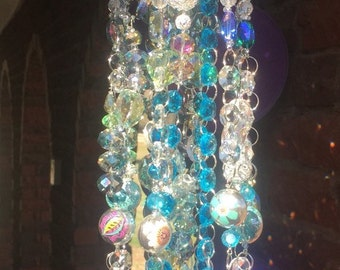 Sun Catchers / Wind Chimes Crystal and Glass