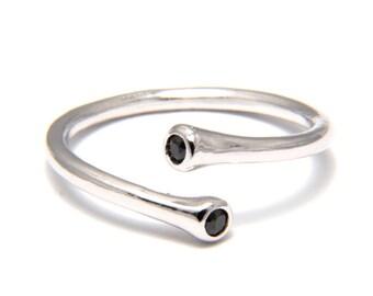 Ring FINGER - Silver 925