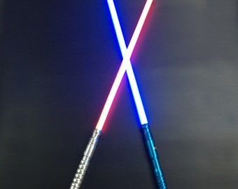 """The """"Ulfbehrt"""" Dueling grade lightsaber fixed blade - with sound. (Short Version)"""