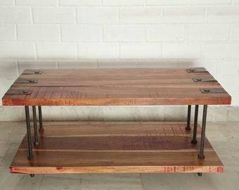 Bohemia Coffee Table, Teak wood coffee table