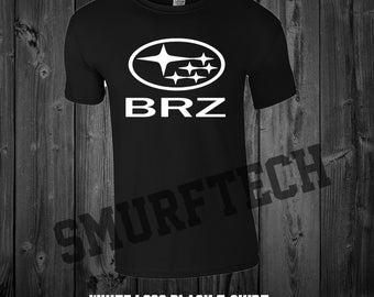 SUBARU BRZ Adult Crewneck T-Shirt