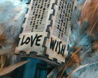 Love, Wish, Dream Night Light