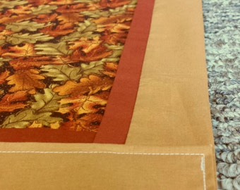 Table Runner - Fall Leaves - Autumn Leaves