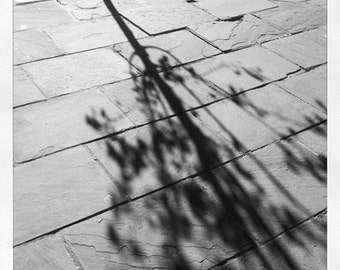 Shadow Print-Fine Art Photography-Black and White Photography-Monochrome-Street Photography