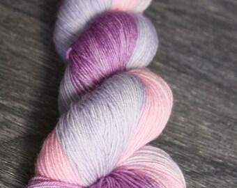 100g hand dyed yarn 'Summer Rhapsody' 100% merino /MCN / DK / sock weight / hand dyed yarn / indie dyer / sock yarn / crochet / knit