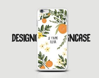 iPhone 6S case, iPhone 6S plus case, iPhone 6 case, iPhone 6 plus case,iPhone SE case, iPhone 5S cases, iphone case - orange