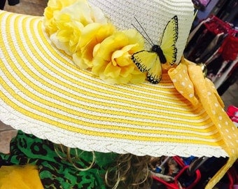 Yellow Rose of Texas Hat