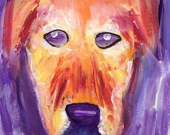 Custom Pup Portrait