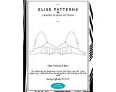 Chelsea Bra Downloadable Sewing Pattern