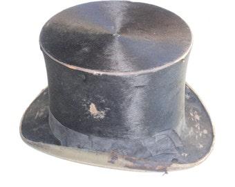 Top Hat Victorian Beaver skin