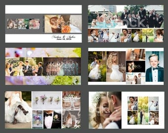 WHCC Wedding Album Template