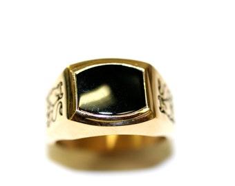 Onyx Gems Ring