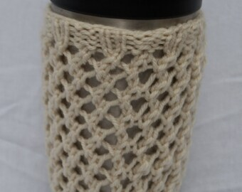 Lacey Travel Mug Cozy
