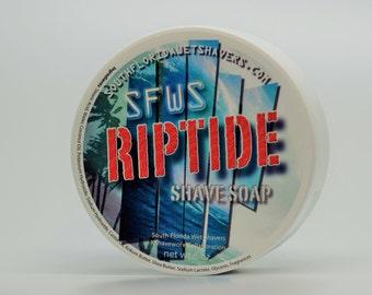 Riptide Shaving Soap