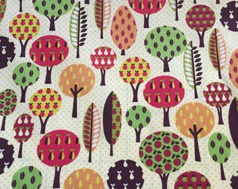 1 yard, Timeless Treasures Fabrics, Pattern # Apple-C, price is for 1 yard.