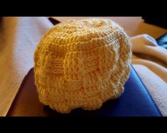 Handmade children's hat (Crochet)