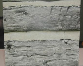 Old Victoria Walls, 8x10 print