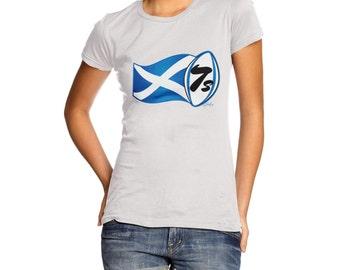 Women's Rugby 7S Scotland T-Shirt