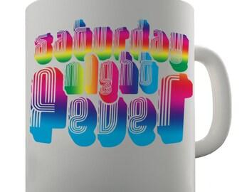 Saturday Night Fever Ceramic Funny Mug