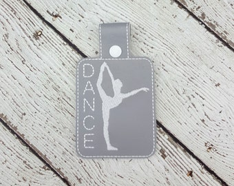 Dance Bag Tag