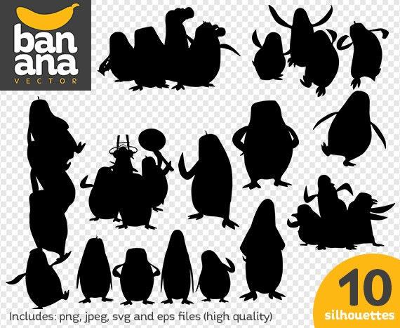 Sale Penguins Of Madagascar Png Jpg Svg Eps Files High