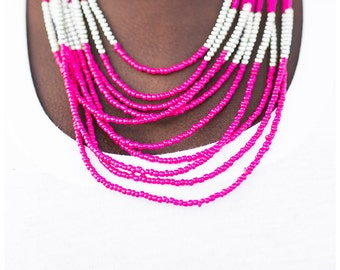 Get with the Bead Pink