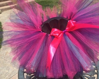 Pink purple and real girly tutu