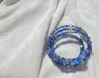 Special Blue Bracelet