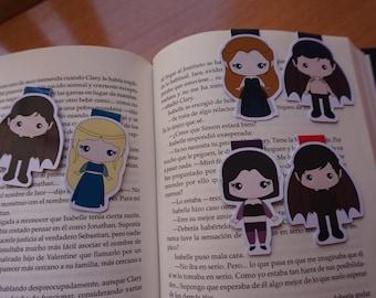 Magnetic bookmarks - ACOMAF, Sarah J. Maas