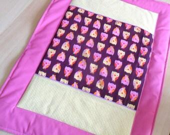 Stroller blanket / baby blanket