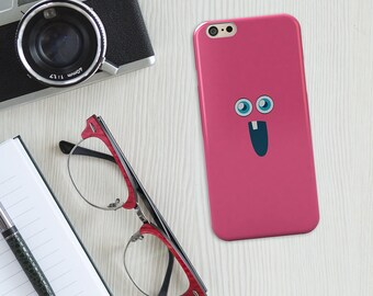 Smartphone Case • Pink Face 1.