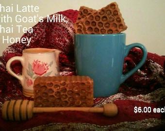Chai Latte Goat's Milk and Honey