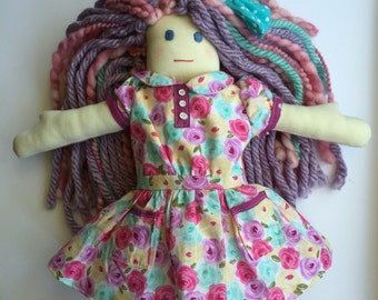 "18"" Handmade Waldorf Doll"
