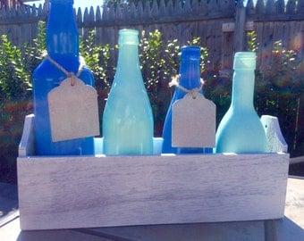 Beachy vases