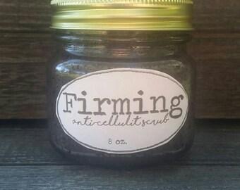 Anti-Cellulite Scrub / Firming / Coffee Scrub / Weightloss / Tighten Skin / Reduce Fat
