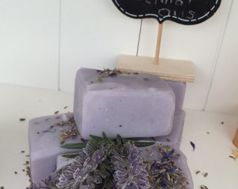 French Lavender Shea Butter Soap