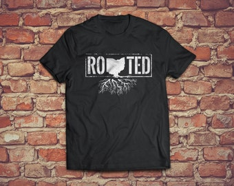 Rooted Ohio T-shirt