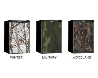 Camouflage Mini Fridge Magnet cover
