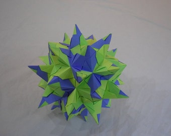 Origami PentaPoint Bascetta Star