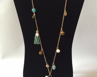 Chain Pendant Necklace