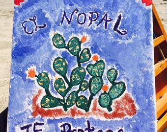 El Nopal Te Protege