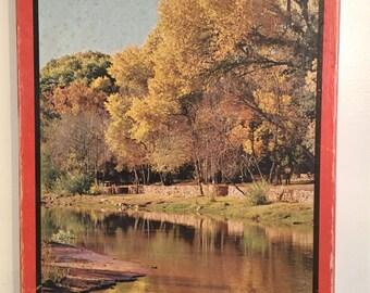 Complete Warren Vintage Puzzle Picture No. 4