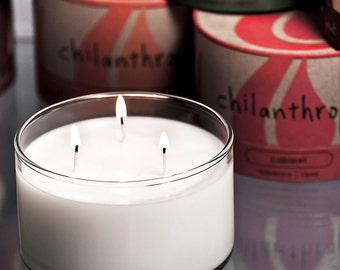 Charitable 60-Hour Scented Soy Candle